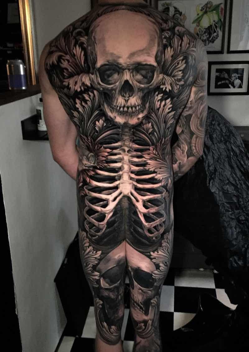 Skull Tattoos - Tattoo Insider