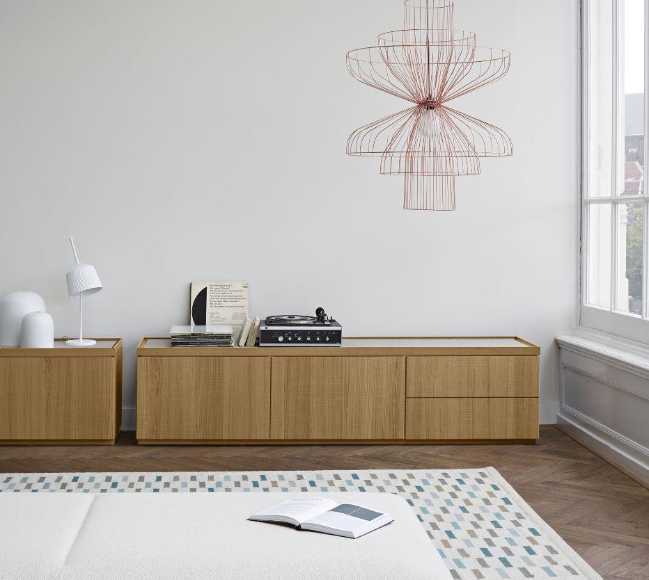 Möbeldesigner estampe hi fi möbel designer noé duchaufour lawrance ligne