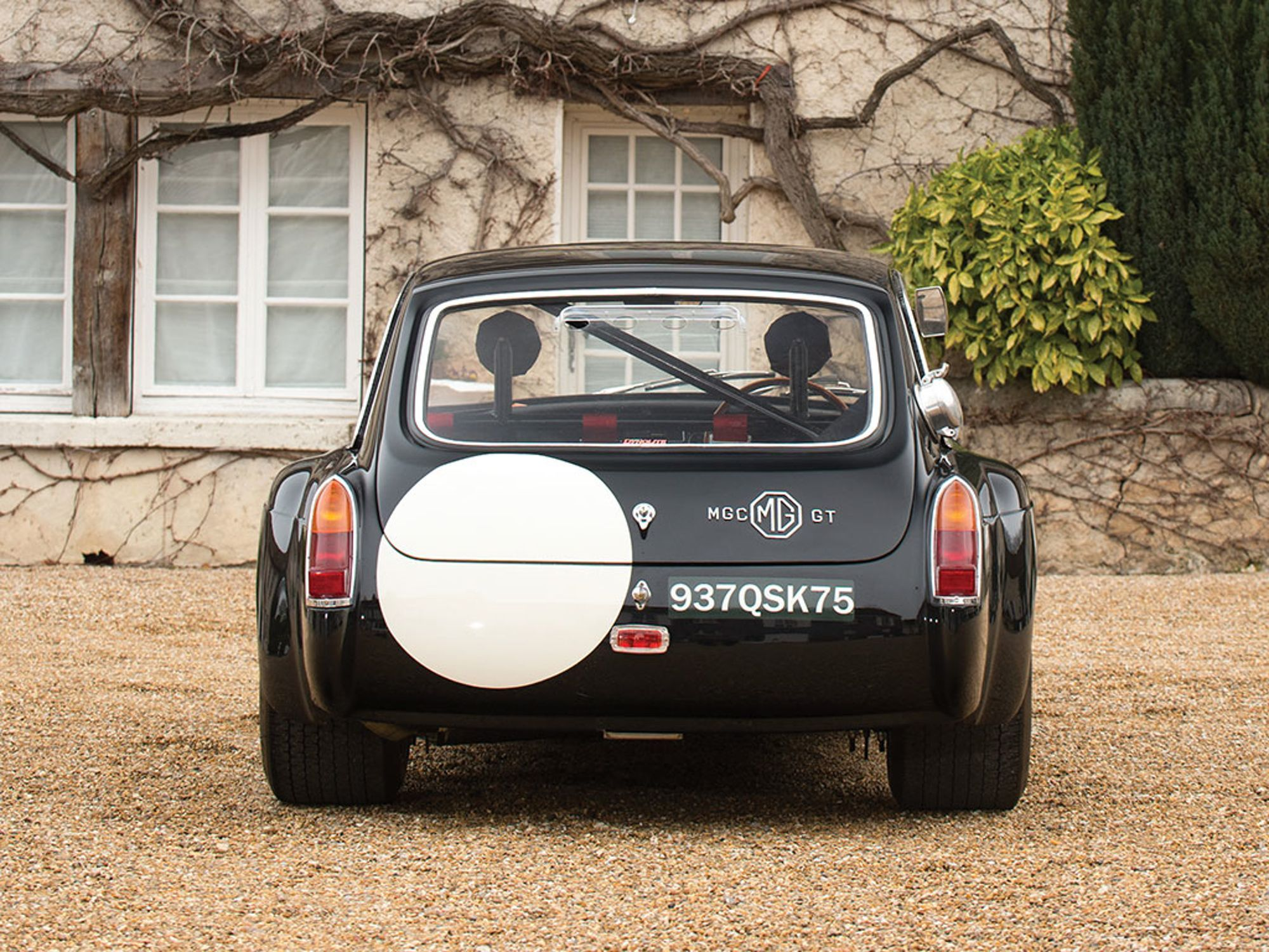 This MG Heading To Auction Is Far More Special Than It Looks ...