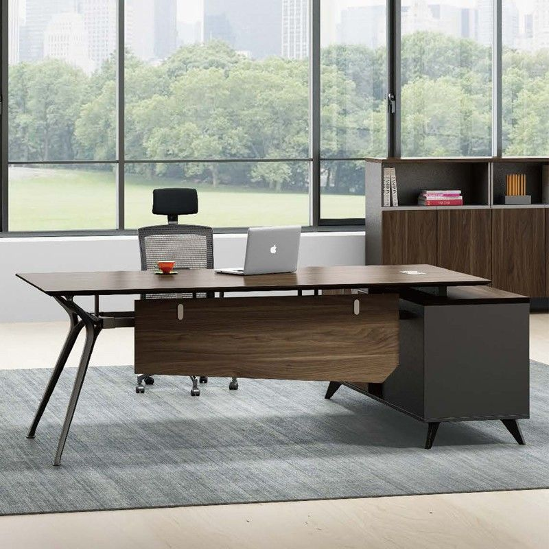 High class eco friendly law office furniture simple mdf ...