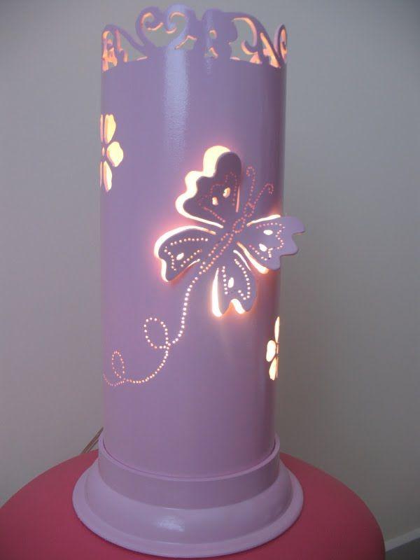 Artesanato Com Garrafa Pet Para Pascoa ~ Stylo Artes luminária de PVC Passo a Passo CASA