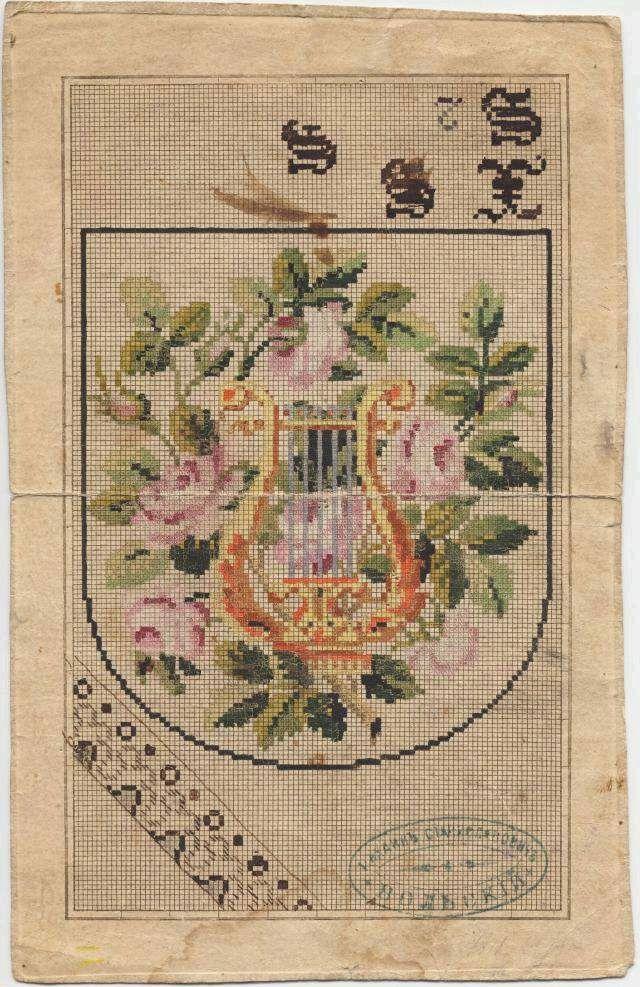 Pin von Stacy Mishina auf Embroidery: Needlepoint| Petit Point ...
