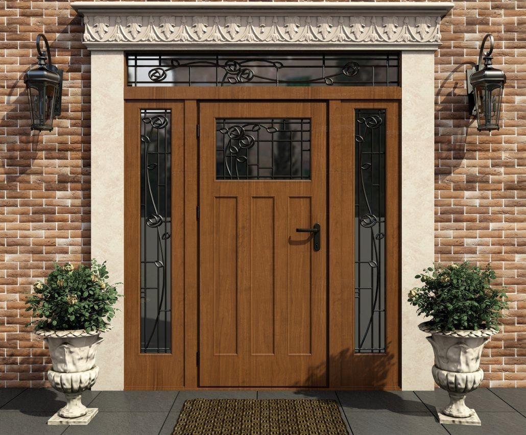 Haustüren preise holz  Was kostet eine Haustür? Haustüren Preise | Fenlux | Pinterest ...