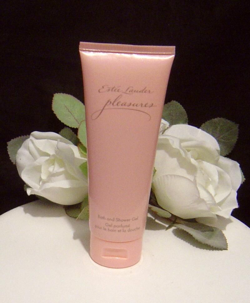 Estee lauder pleasures shower gel images 25