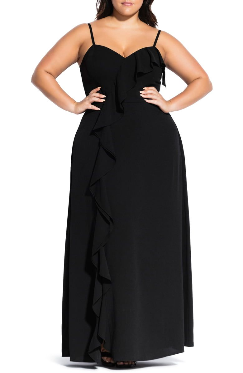 City Chic Catalina Maxi Dress (Plus Size) | Nordstrom 2