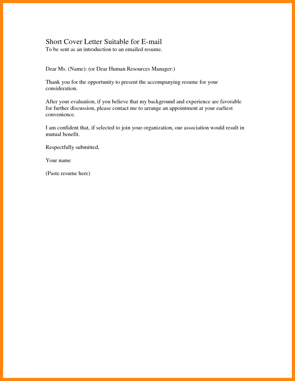 13 Job Application Letter For Any Suitable Position