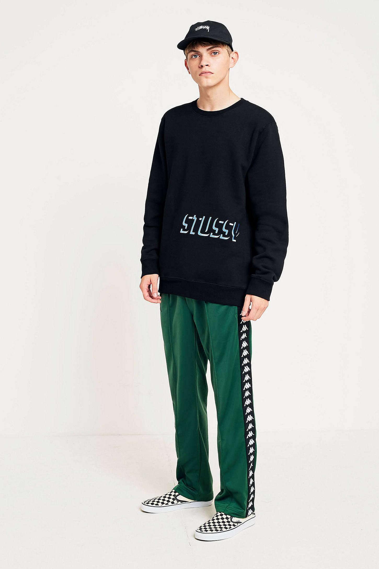 7013c85d628c Shop Kappa Astoria Green Logo Track Pants at Urban Outfitters today. We  carry all the latest styles