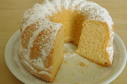 Vanille - Gugelhupf von Sandybee | Chefkoch #czechfood
