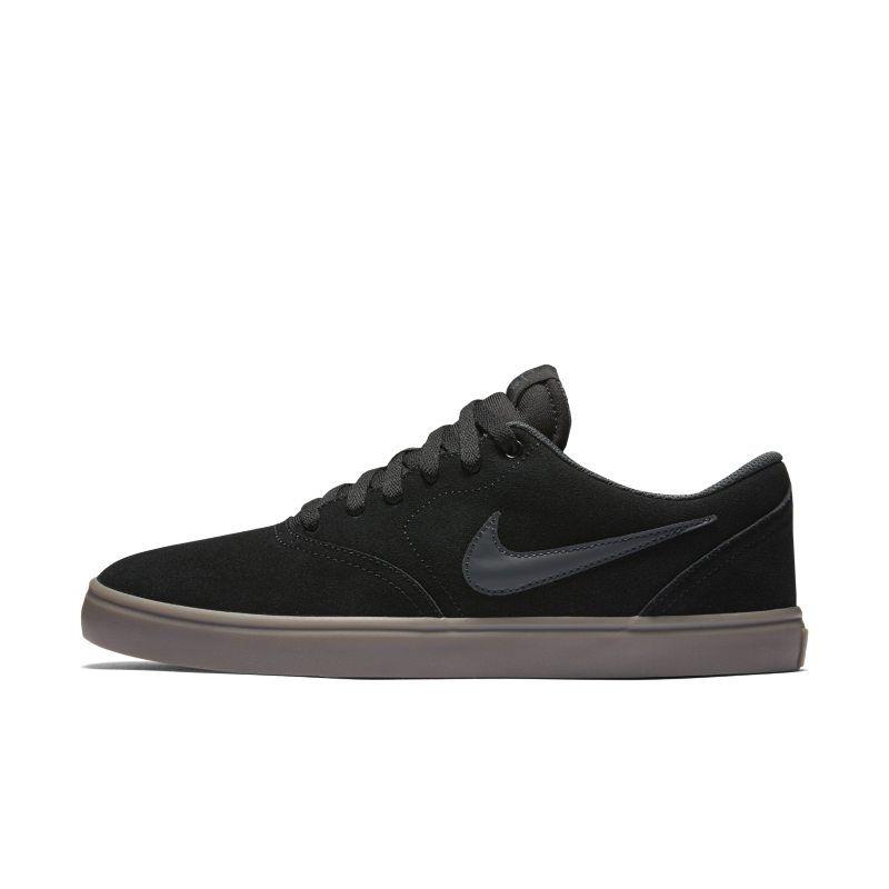 Nike Sb Check Solarsoft Men S Skateboarding Shoe Black Products In 2019 Sneakers Nike Nike Shoes Nike Sb