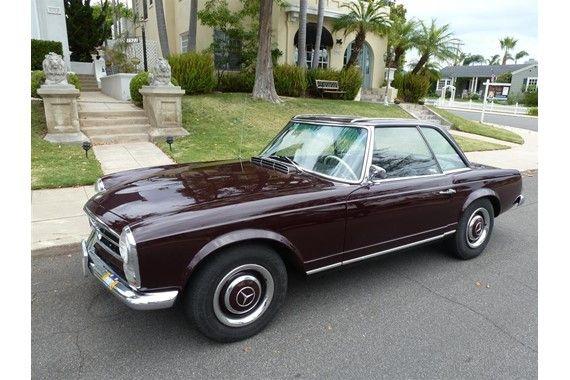 1965 Mercedes-Benz 230SL | 1254881 | Photo 2 Full Size