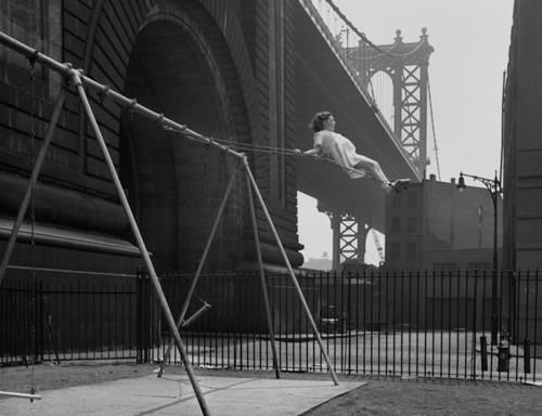 Walter Rosenblum, manhatan bridge