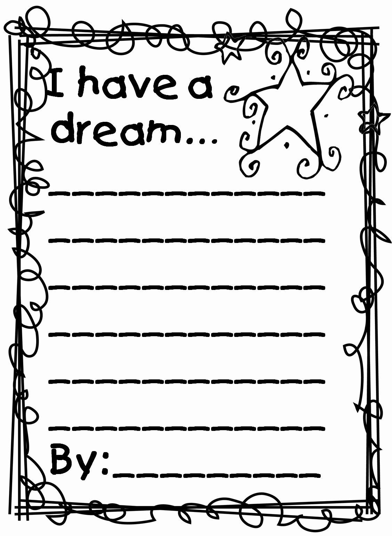 Martin Luther King Kindergarten Worksheet [ 1540 x 1127 Pixel ]