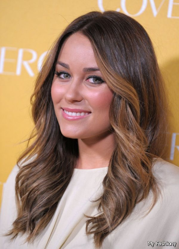 lauren conrad brown hair 2012 20152016 myfashiony