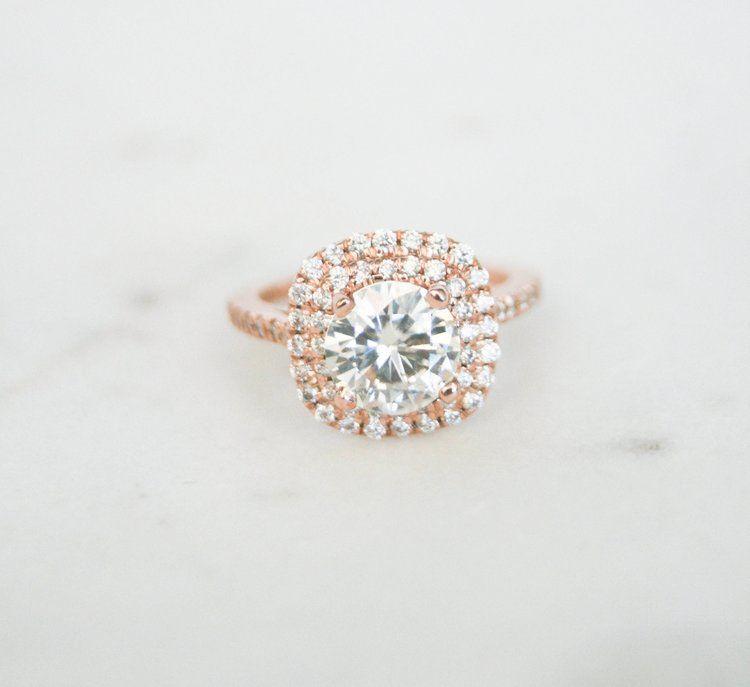 85f2e2ee4 Nova Jewelry Companies, Olive Avenue Jewelry, Forever One Moissanite, Stud  Earrings, Diamond
