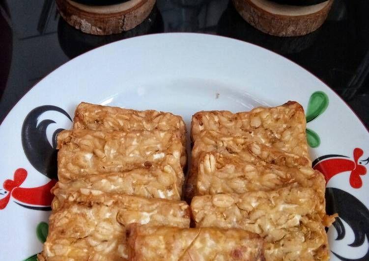 Resep Tempe Goreng Bawang Putih Oleh Senyross Resep Makanan Dan Minuman Resep Tempe Bawang Putih