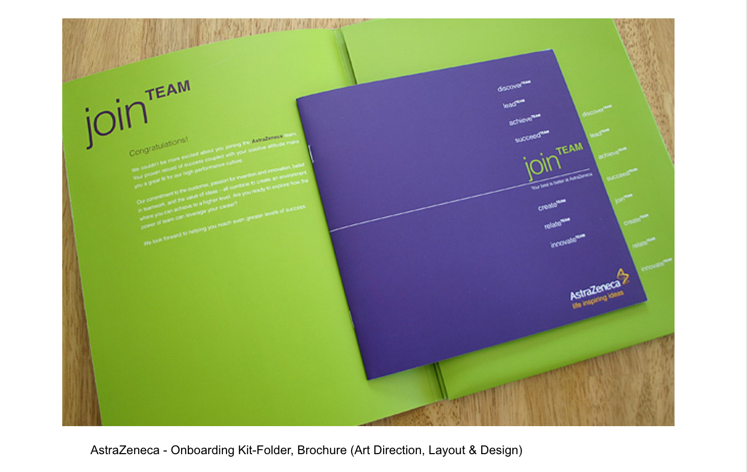 Astrazeneca Brochure In 2020 Onboarding Employee Onboarding Brochure
