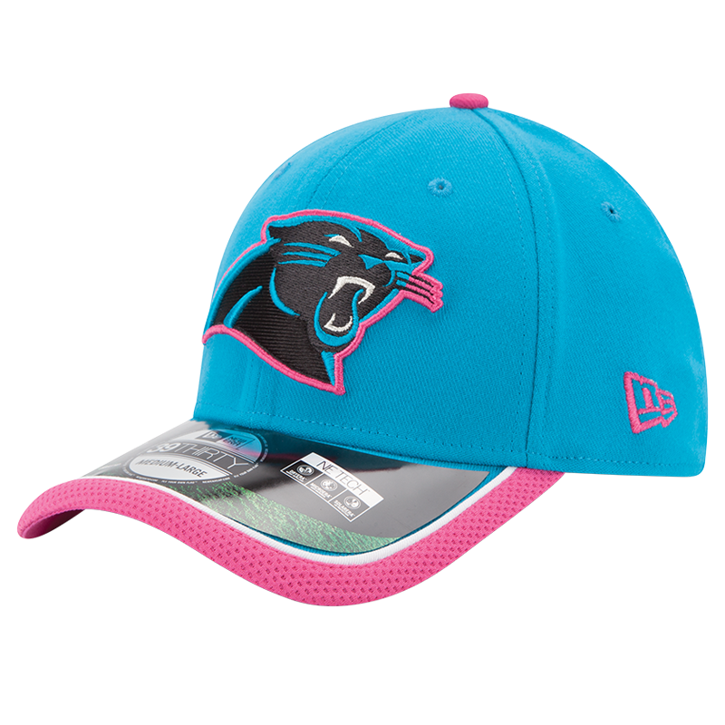 Panthers Sideline Hat - 2014 BCA New Era