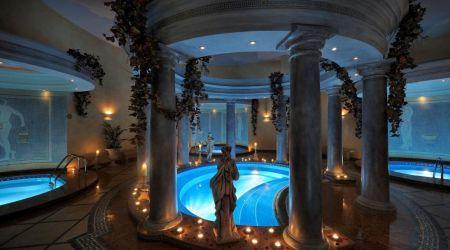 Hammam pools at the Le Royal Meridien Beach Resort & Spa, Dubai