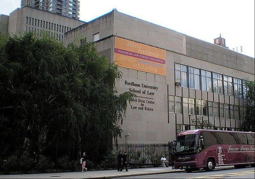 2. Fordham Law School