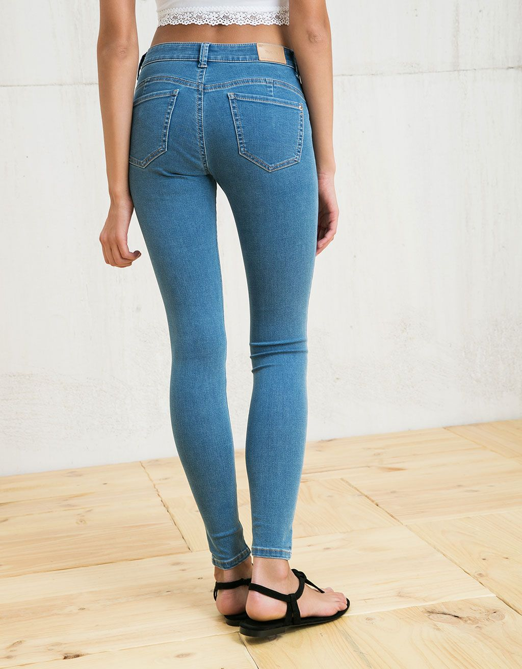 c0590657e5e BSK push up jeans | my must haves | Jeans, Pants, Skinny jeans