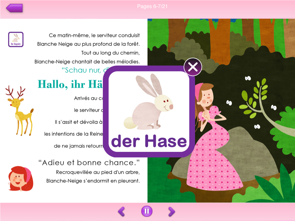 Pin by Early Languages Digital Publishing on French Apps