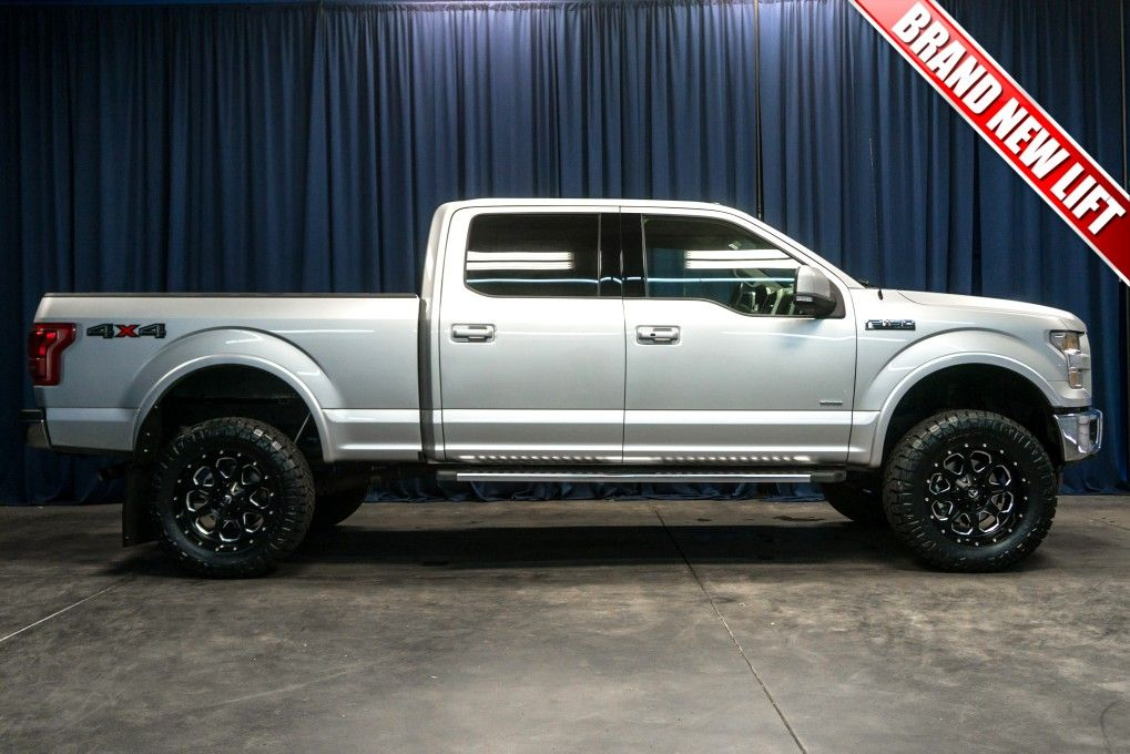 LIFTED 2015 FORD F-150 LARIAT 4X4 | Ford f150, Ford trucks ...2015 Ford Raptor Lifted