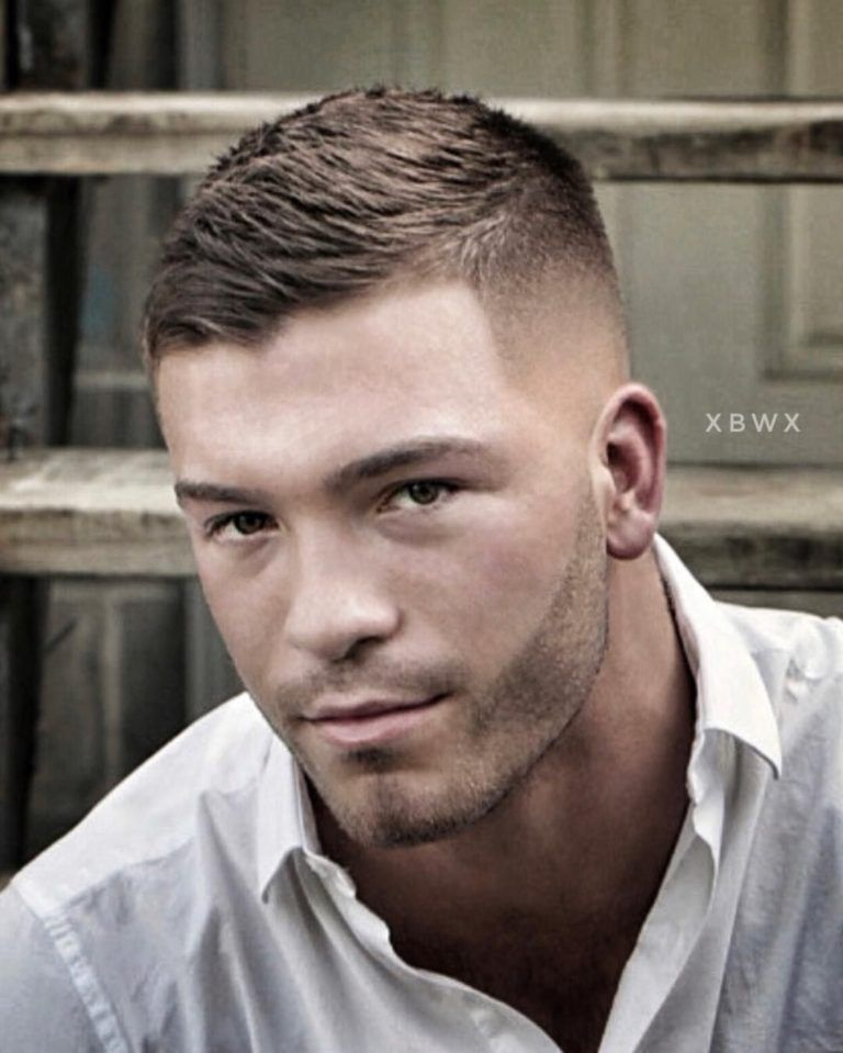 Mens Short Hairstyles 2019 In 2019 Hair Beard Styles