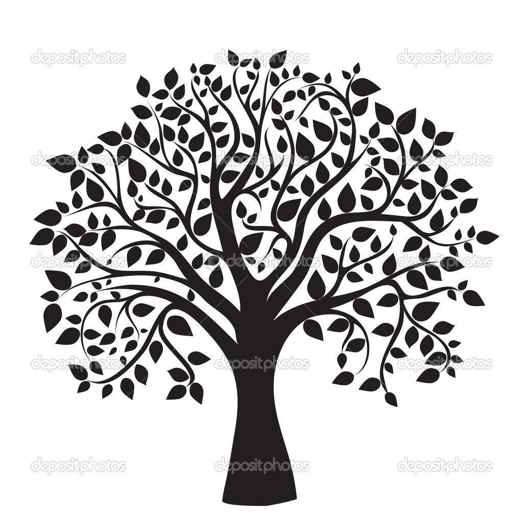 silhouette baum google suche silouette pinterest tree rh pinterest com tree silhouette free clipart palm tree silhouette clip art