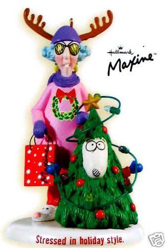 Maxine Little Christmas, Christmas Holidays, Christmas Things, Happy  Holidays, Christmas Ideas, - Maxine MAXINE Pinterest Christmas, Ornaments And Hallmark