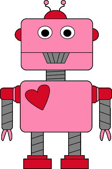 Robot Valentine S Day Clip Art Valentine S Pinterest