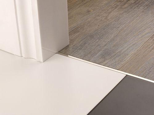 Best Premier Trim Divider In Polishednickel Flooring 400 x 300