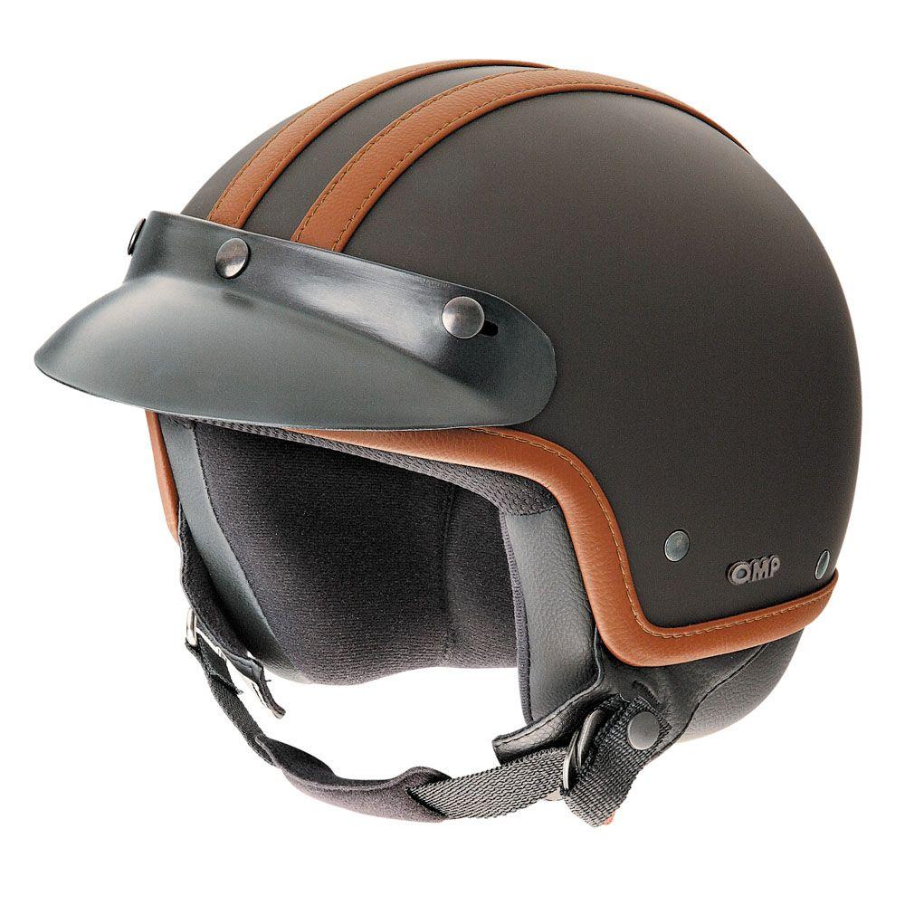 Omp Vintage Retro Car Motorbike Helmet Vintage Helmet Vintage Racing Helmet