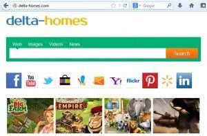 Einfache Schritte, um entfernen Delta Homes Portal Site vom Computer | Saubere PC Malware