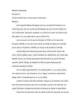 Sample Final Essay Bon Voyage Chapters 1 7 Essay Bon Voyage Final Exams