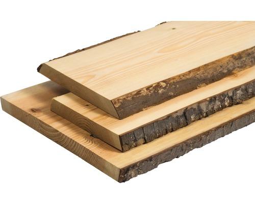 Massivholzbrett Beidseitig Unbesaumt Mit Baumkante 30x250x1200 Mm Und Weitere Sortimente Aus Dem Bereich Baubretter Scha Douglasie Schalbretter Bauen Mit Holz