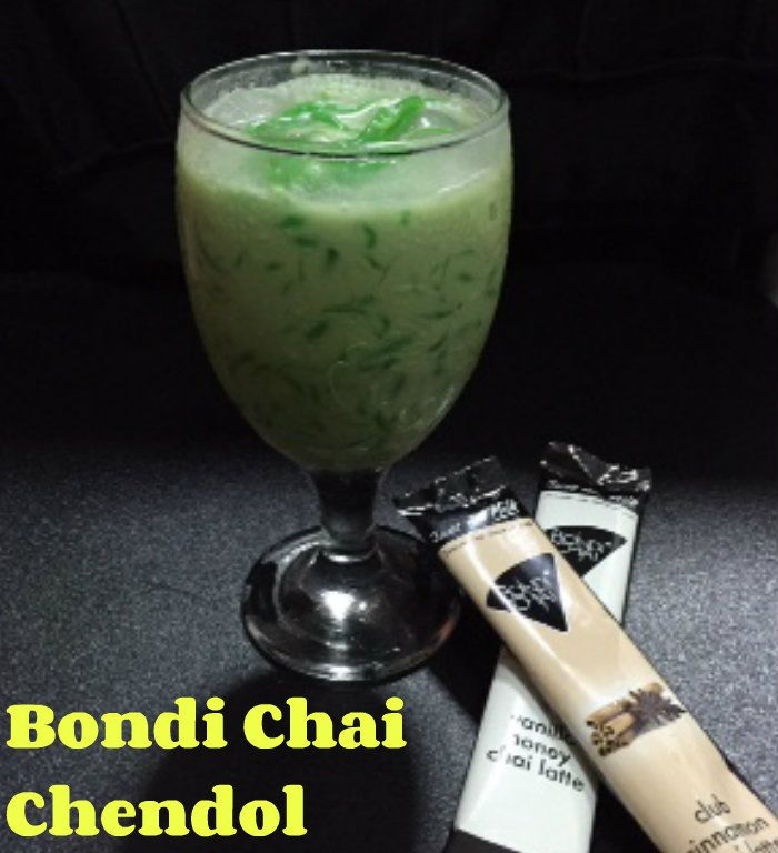 Coming Up :- Bondi Chai Singapore's Own Local Infused