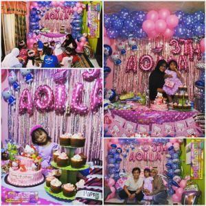 Jual Beli Balon Foil Huruf Dan Angka Balon Nama Hiasan Dekorasi Acara Pesta Ulang Tahun Anniversary Hbd Graduation Wed Birthday Birthday Cake Cake