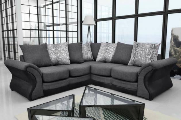Cornersofa Sofa Design Myhome Interiordesign Comfortable Homedecor Furniture Interiorinspiration Corner Sofa Living Room Furniture Modular Corner Sofa
