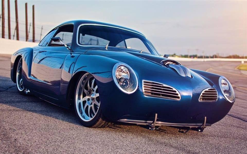 Kieth Goggin S Viper Powered 1967 Vw Karmann Ghia This Is Quite A