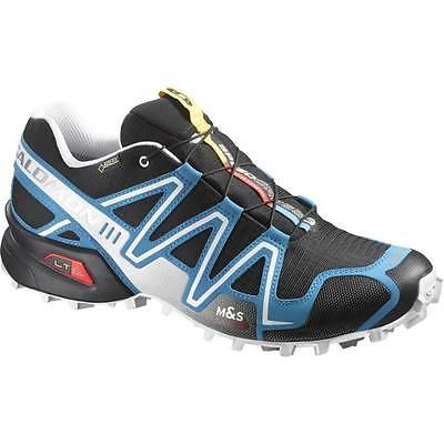 Salomon Speedcross 3 GTX Running Shoes Light Blue