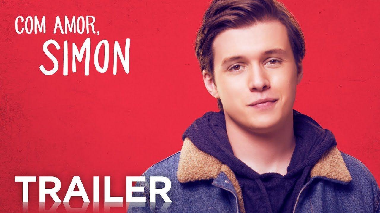 Cinema  Trailer e Sinopse de Com Amor Simon