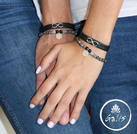 Personalized S Bracelets His