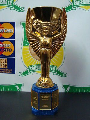 The Most Perfect Replica Jules Rimet World Cup Fifa Trophy 1930 1970 Brazil Pe View More On The Link Htt Trophies Football Trophies Football Memorabilia