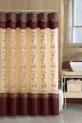Victoria Classics Dph Shc 7272 In Cn Daphne Shower Curtain With