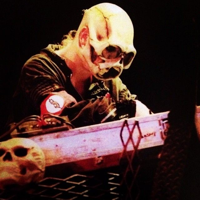 Sid Wilson DJ Starscream Slipknot  Sid Wilson #disasterpiece #slipknot #oldtimes #iowa #dj #starscream #rare #0