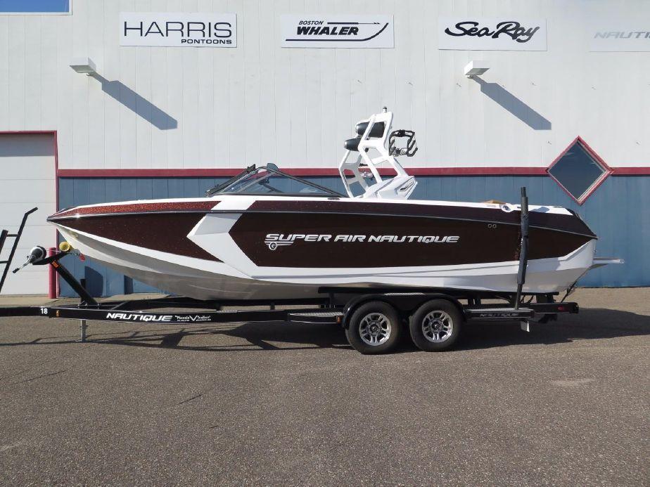 2017 Nautique Super Air Nautique G25 Power Boat For Sale