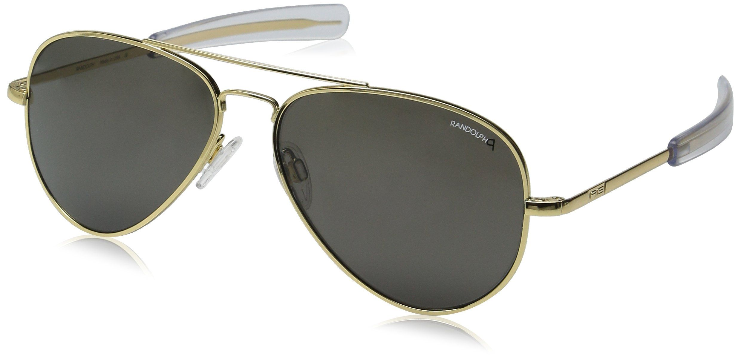 d623691c406 Randolph Concorde Aviator Polarized Sunglasses 57 mm     You can find more  details by visiting the image link.(It is Amazon affiliate link)   ...