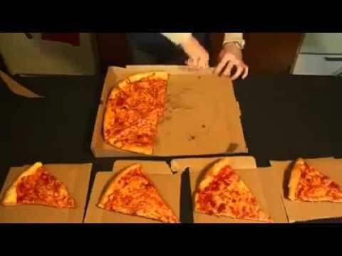 Soirée Pizza sans vaisselle ...