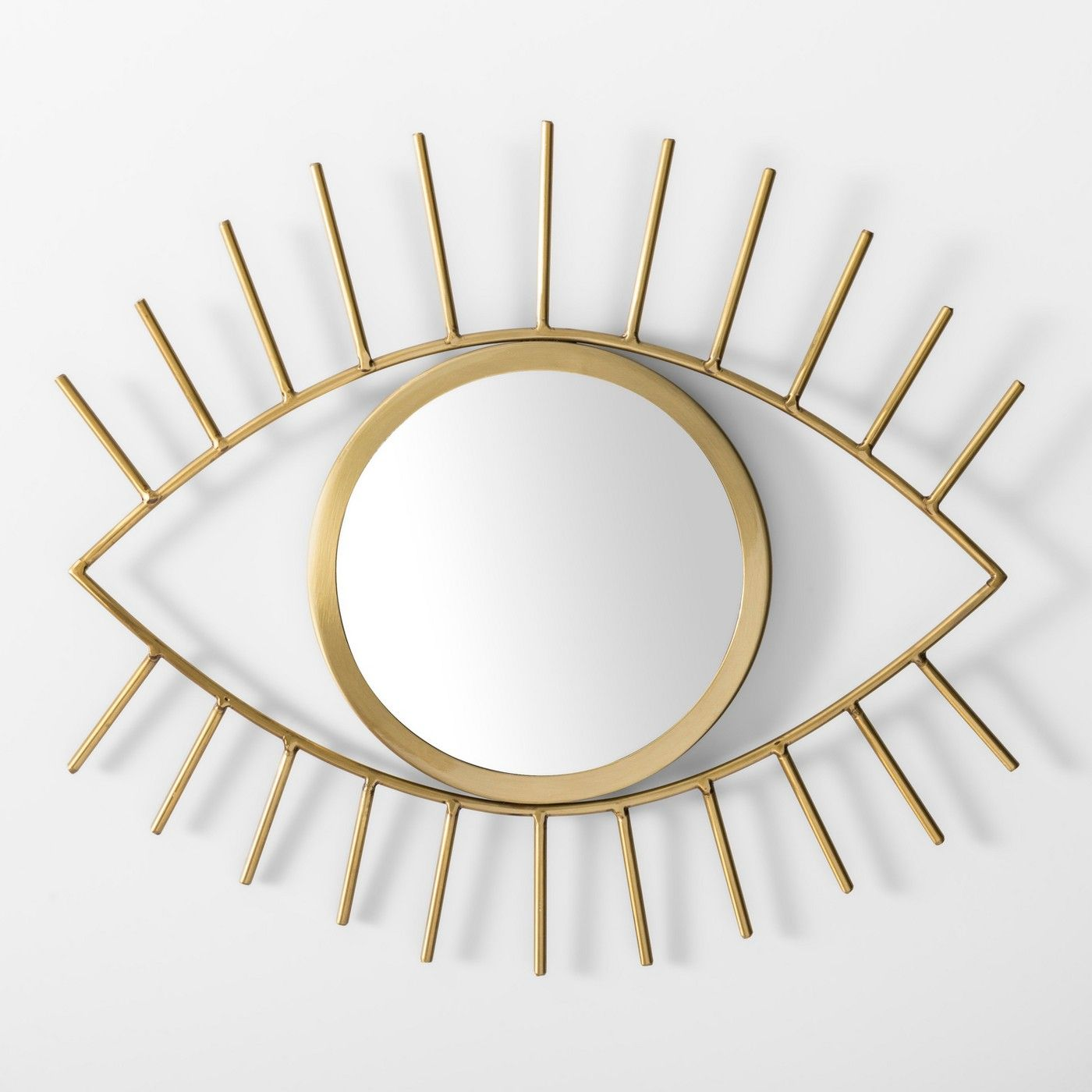 Target Eye Decorative Mirror Wall Sculpture Gold Room Essentials Mirror Wall Decor Mirror Decor Eye Decor