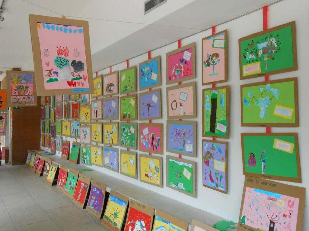 Pittura Bambini ~ Prendendo spunto dai quadri dell artista i bambini della scuola